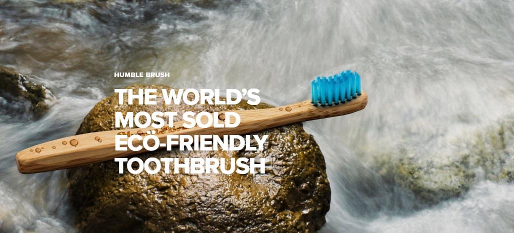 Den ödmjuka tandborsten