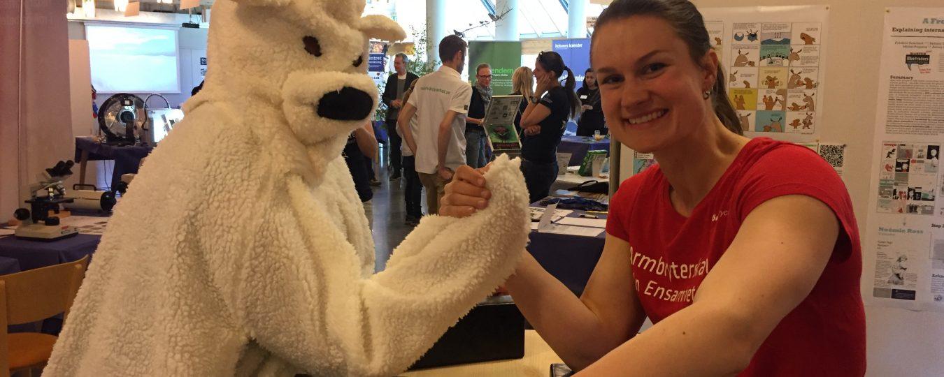 Återblickar från Klimatfestivalen Stockholms Universitet