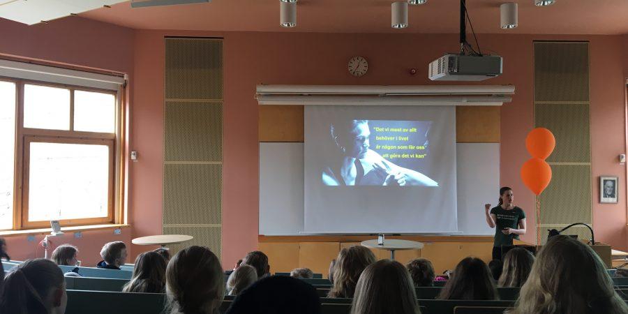 #fossilfri2025 Heidi Andersson – intervjuas av Tricorona